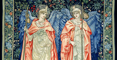 The Adoration of the Magi, by Edward Burne-Jones