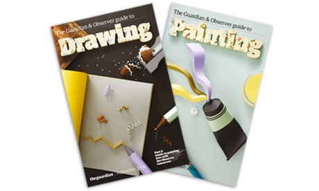 Guides to Drawing and Painting