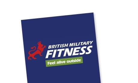 Free British Military Fitness membership, plus a free BMF