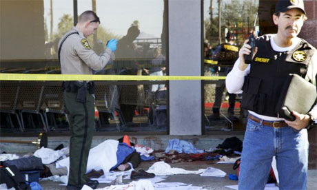 Gabrielle Giffords shooting Tucson Arizona