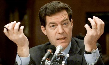 Kansas Senator Sam Brownback