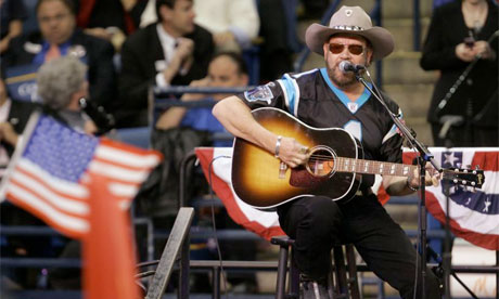 Hank Williams Jr in 2008