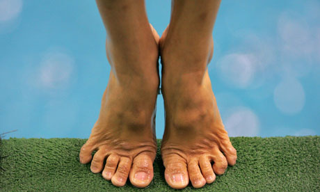 Why Barefoot Is Best For Children Life And Style The