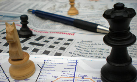 Cryptic crossword round up