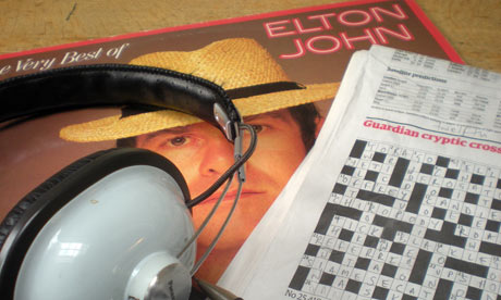 Crossword roundup: Elton John