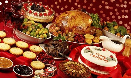 How to eat: Christmas dinner | Life and style | The Guardian