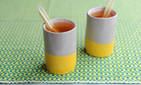 How To Make Lemongrass Oil Tea