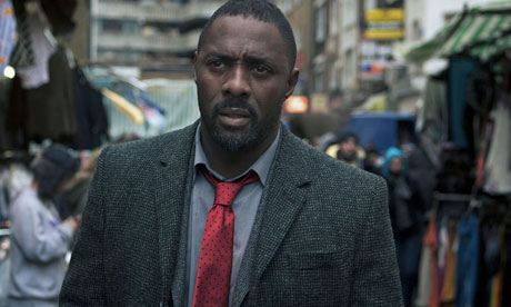 luther brilliantly unsubtle television radio