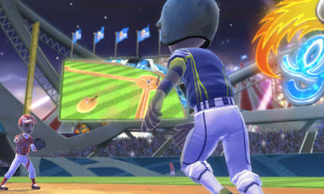 Kinect Sports: Season Two: Baseball