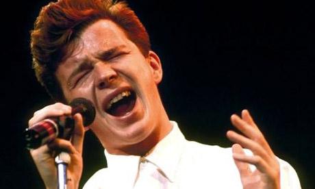 80's pop singer