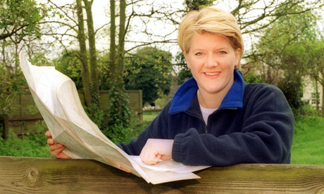 Clare Balding presents Ramblings on Radio 4