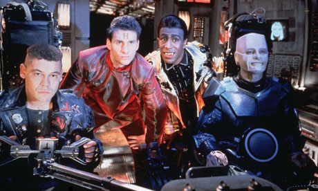 Red Dwarf cast to be reunited | Media | The Guardian