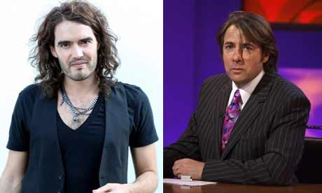 Russell Brand and Jonathan Ross montage