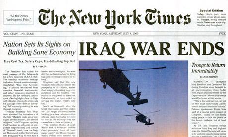 Il New York Times sarà solo online ed a pagamento? La rivoluzione dell'informazione passa dalla Grande Mela