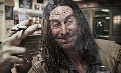 Shameless: Frank Gallagher
