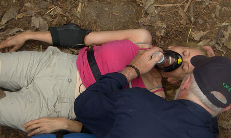 I'm A Celebrity...Get Me Out Of Here Gillian McKeith