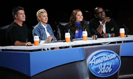 Product placement on american idol a