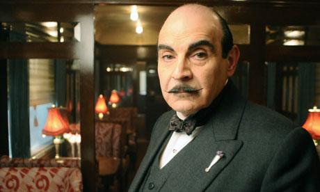 David Suchet in Poirot: Murder on the Orient Express
