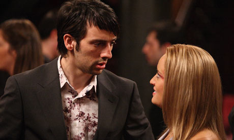 Married Single Other: Ralf Little and Lucy Davis