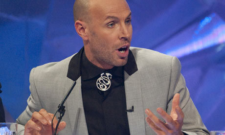 Jason Gardiner, a judge on Dancing on Ice