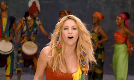 Viral Video Chart: Shakira in Fifa World Cup song