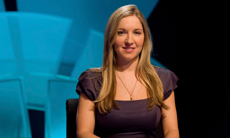 Only Connect's presenter, Victoria Coren