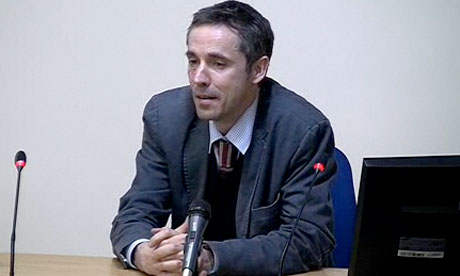 Leveson inquiry: Paul McMullan