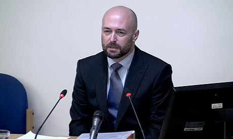 Leveson inquiry: Matt Driscoll