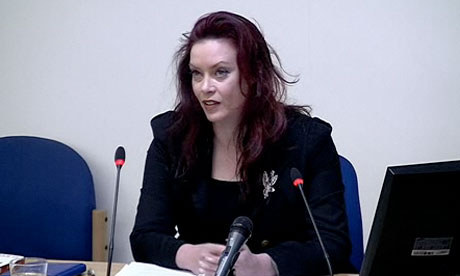 Leveson inquiry: Sharon Marshall