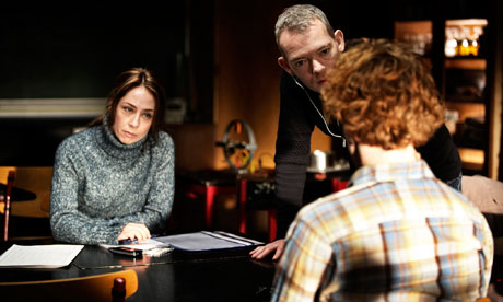 The Killing: Sarah Lund, Jan Meyer and Oliver