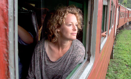 Kate Humble in The Spice Trail