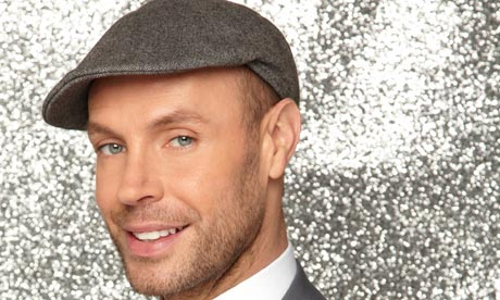 Dancing on Ice – Jason Gardiner.