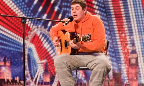 Britain's Got Talent IT engineer Michael Collins