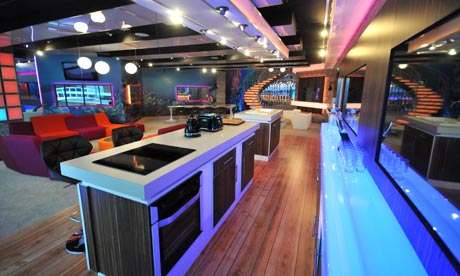 Big Brother 2011 house