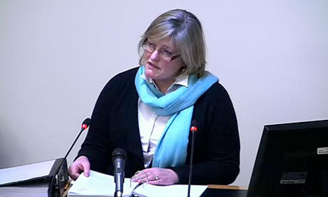 Leveson inquiry: Liz Hartley