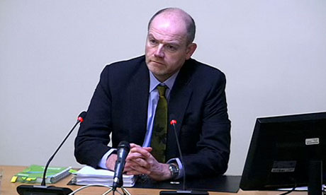 Leveson inquiry: Mark Thompson