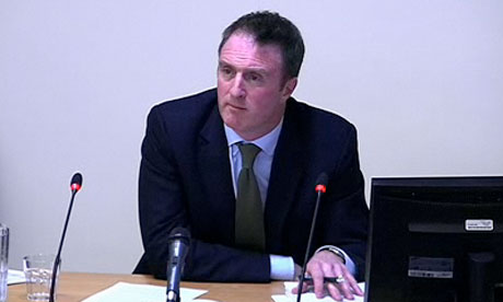 Leveson inquiry: James Harding