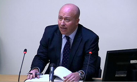 Leveson inquiry: Ian Edmondson
