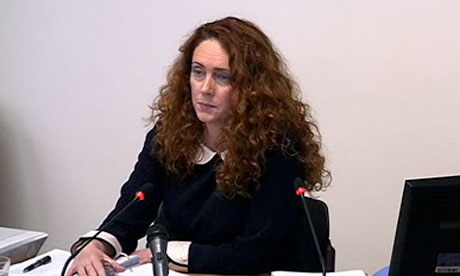 Leveson inquiry: Rebekah Brooks