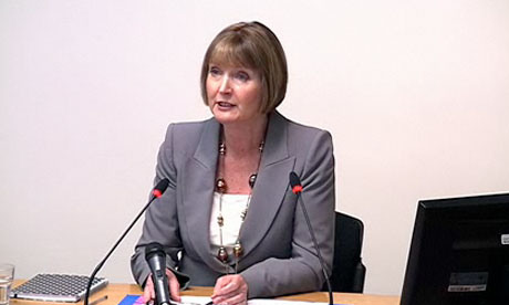 Leveson inquiry: Harriet Harman