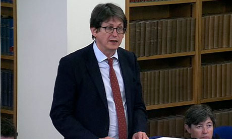 Leveson inquiry: Alan Rusbridger