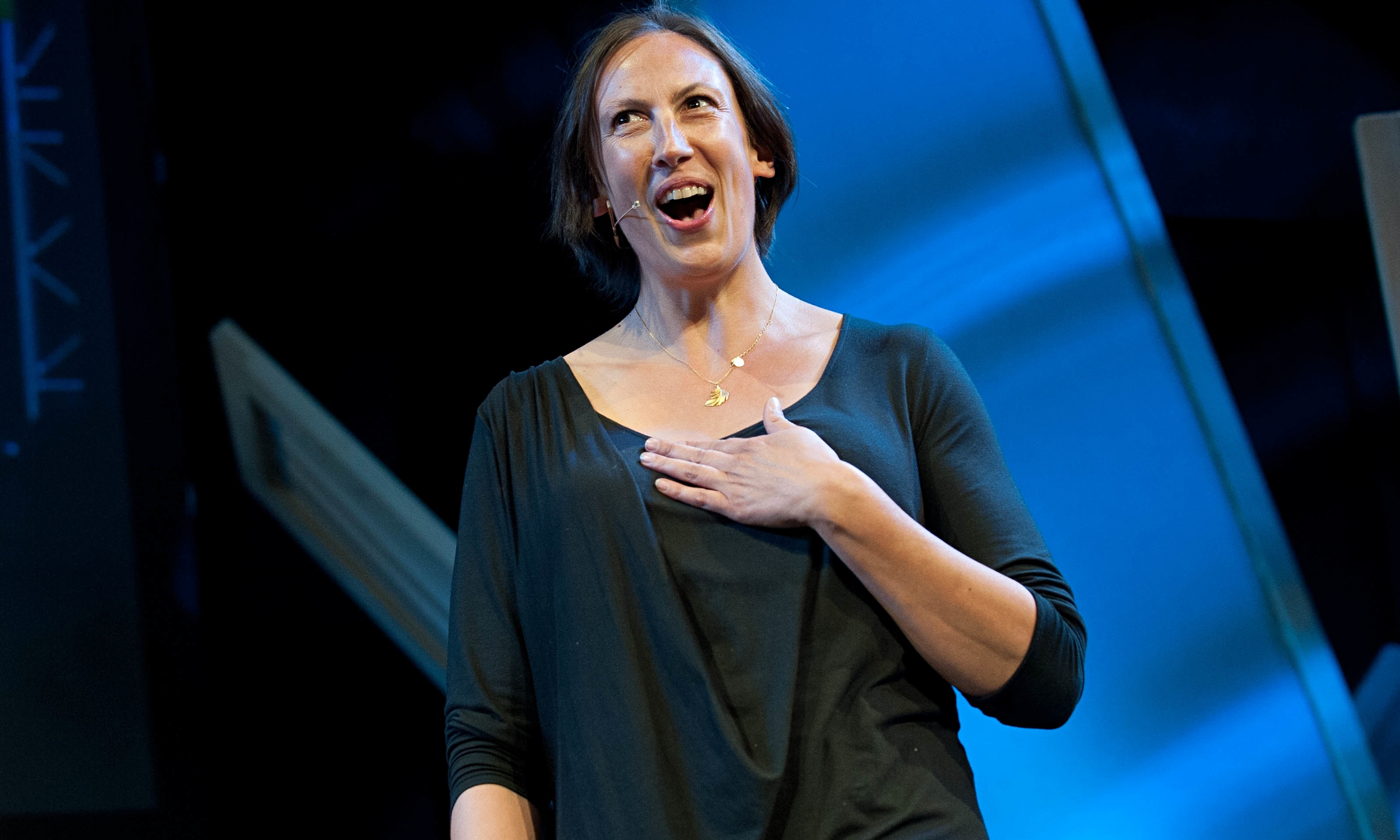 Miranda Hart Seeks To Shut That Door On Talk Of