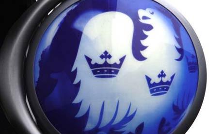 Barclays bank eagle logo
