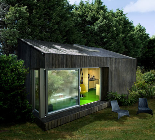 Grand Home Design Studio: Working From Home: The Hut Parade