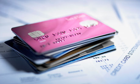 Credit card interest rates hit 13-year high
