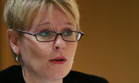 Natalie Ceeney, chief ombudsman, FOS