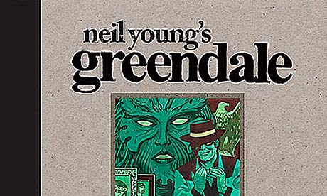 Neil Young album adapted into comic | Music | The Guardian