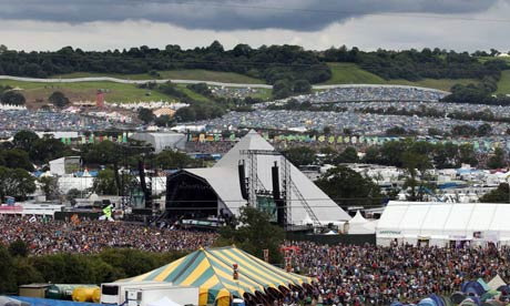 Glastonbury 2011: Pyramid stage