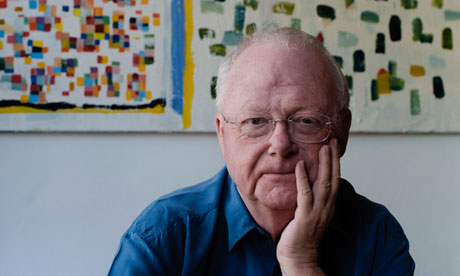 Staat of the art … Dutch composer Louis Andriessen.