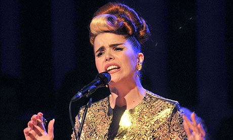 Paloma Faith in 2012